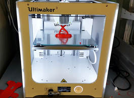 Ultimaker 3, 3D printer